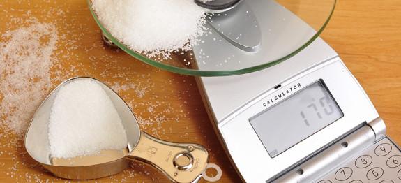 Pesare gli ingredienti senza bilancia