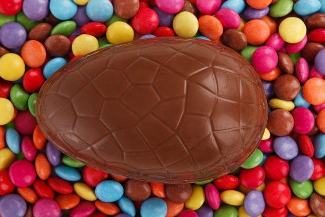 come fare uovo di cioccolato passo passo