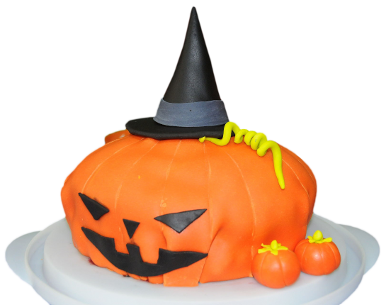 Torta di halloween - Decorazioni