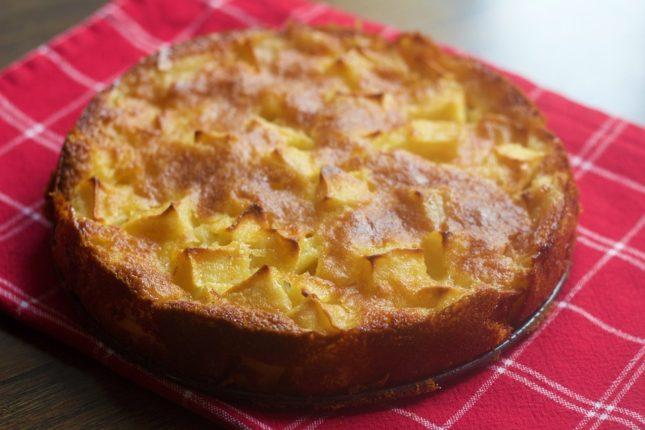torta di mele gluten free ricetta